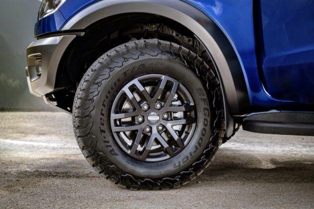 Ford Ranger Raptor - koło