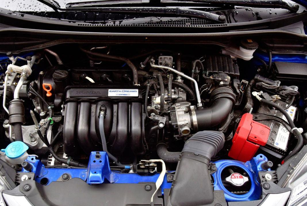 Honda Jazz - silnik