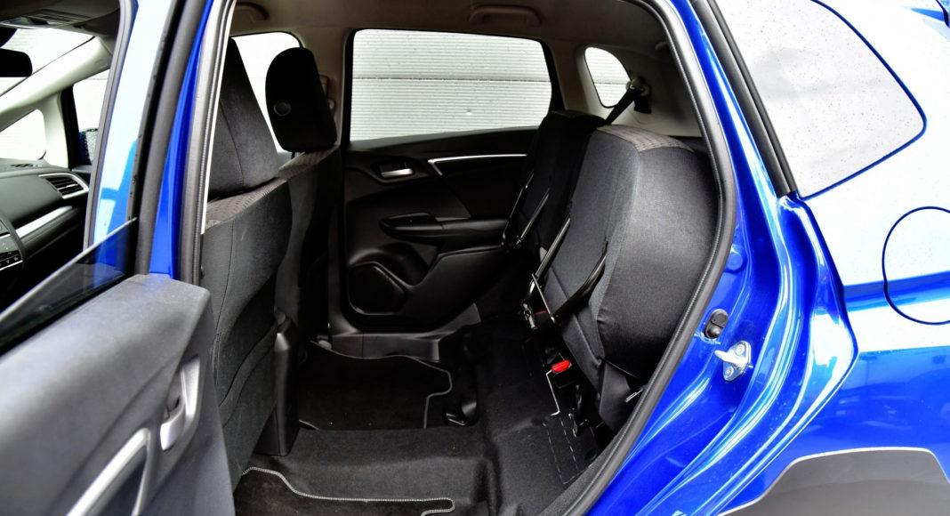 Honda Jazz - Magic Seats