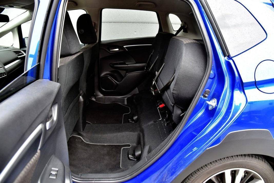 Honda Jazz - Magic Seats