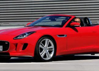 Jaguar F-Type - dane techniczne