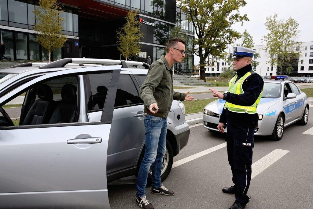 Jak negocjować z policjantem