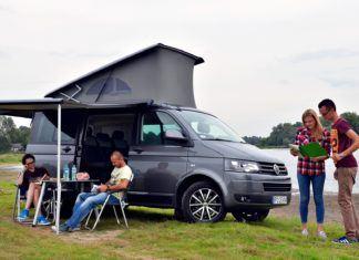 Samochody kempingowe: rodzaje, wyposażenie i używane kampery