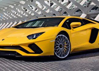 Lamborghini Aventador - dane techniczne