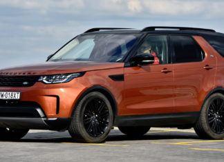 Land Rover Discovery - dane techniczne