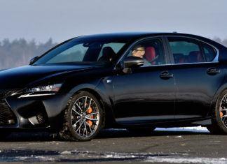 Lexus GS - dane techniczne