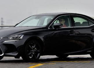 Lexus IS - dane techniczne