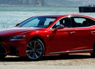 Lexus LS - dane techniczne