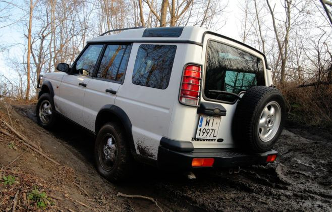 Land Rover Discovery 2 - terenowe