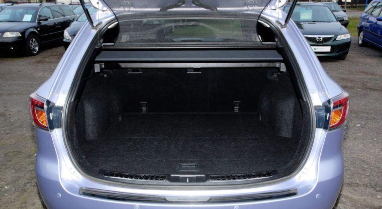 Mazda 6 II (GH) - bagażnik kombi