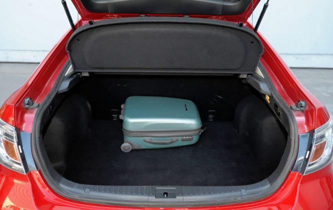 Mazda 6 II (GH) - bagażnik liftback