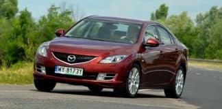 Mazda 6 II (GH) - dynamiczne