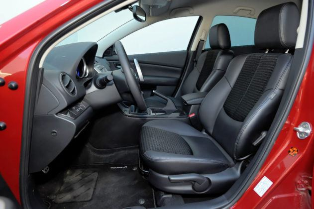 Mazda 6 II (GH) - fotel kierowcy