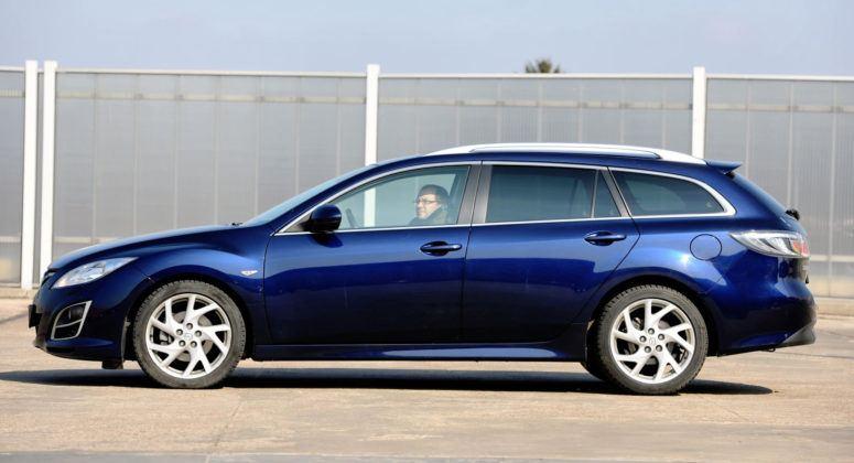 Mazda 6 II (GH) - kombi