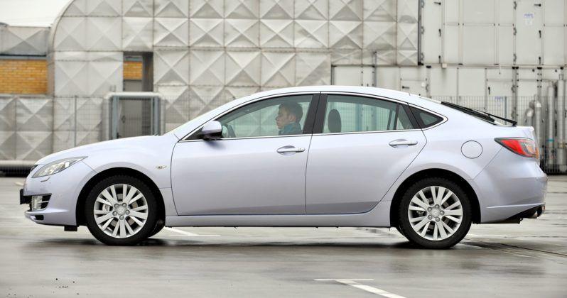 Mazda 6 II (GH) - liftback