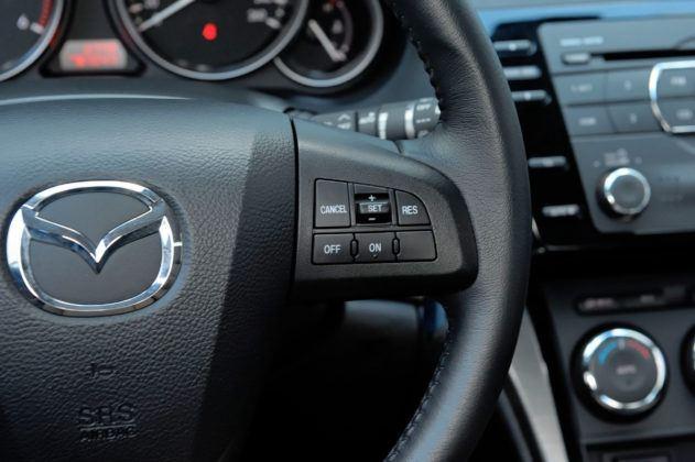 Mazda 6 II (GH) - sterowanie radiem