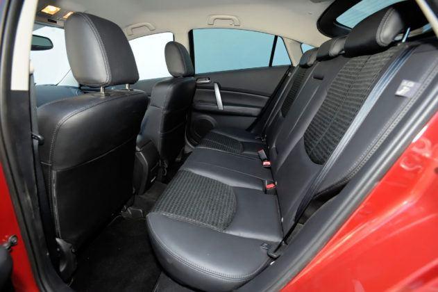 Mazda 6 II (GH) - tylna kanapa