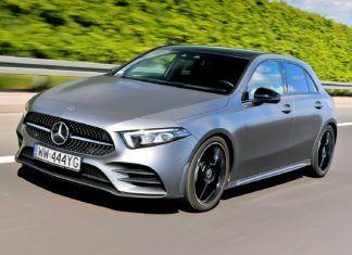 Mercedes A 200 7G-DCT - TEST