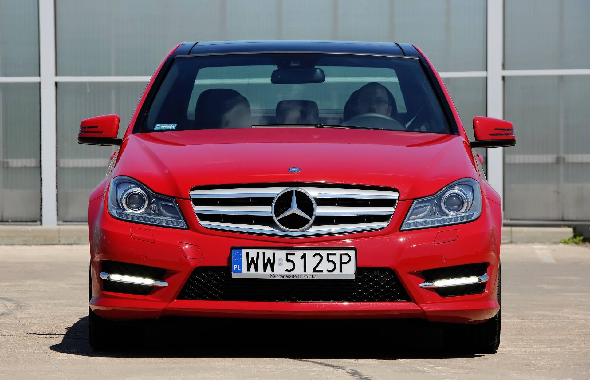 Używany Mercedes Klasy C W204 2007 2014 Opinie