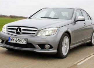 Używany Mercedes klasy C (W204; 2007-2014) – opinie, dane techniczne, typowe usterki