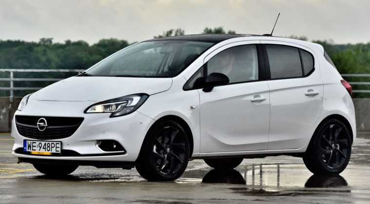 Miejsce 19 - Opel Corsa