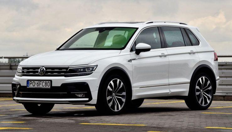 Miejsce 18 - Volkswagen Tiguan