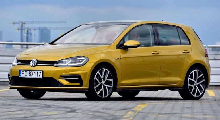 Miejsce 5 - Volkswagen Golf