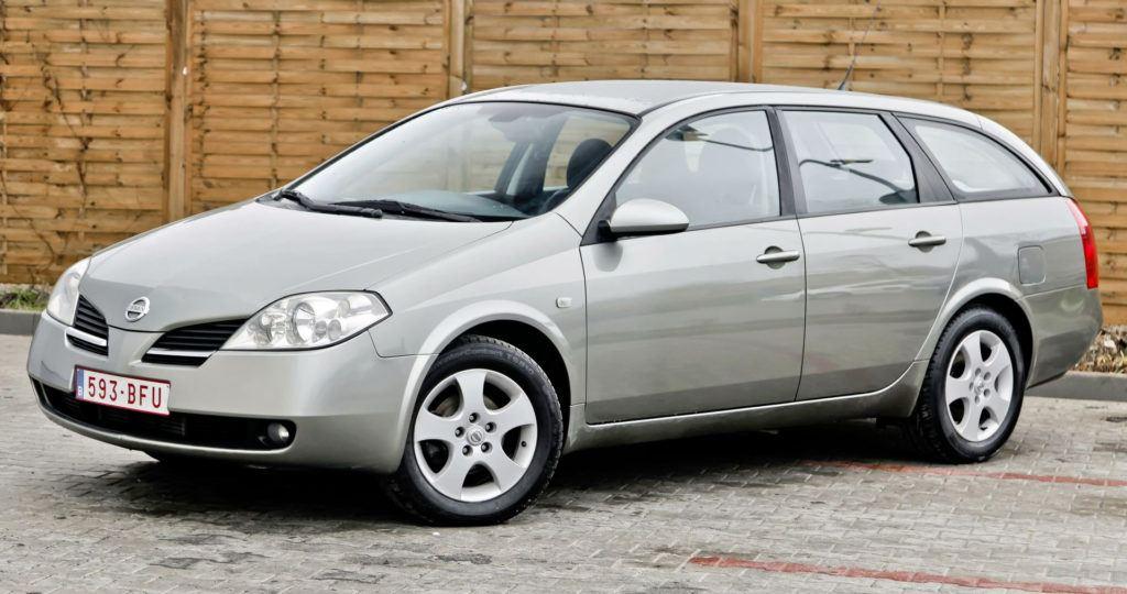 Nissan 2.2 dCi - Nissan Primera