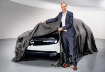 Opel GT X Experimental - otwierające