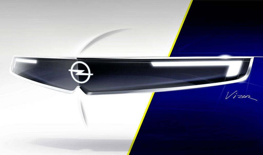 Opel GT X Experimental - przód