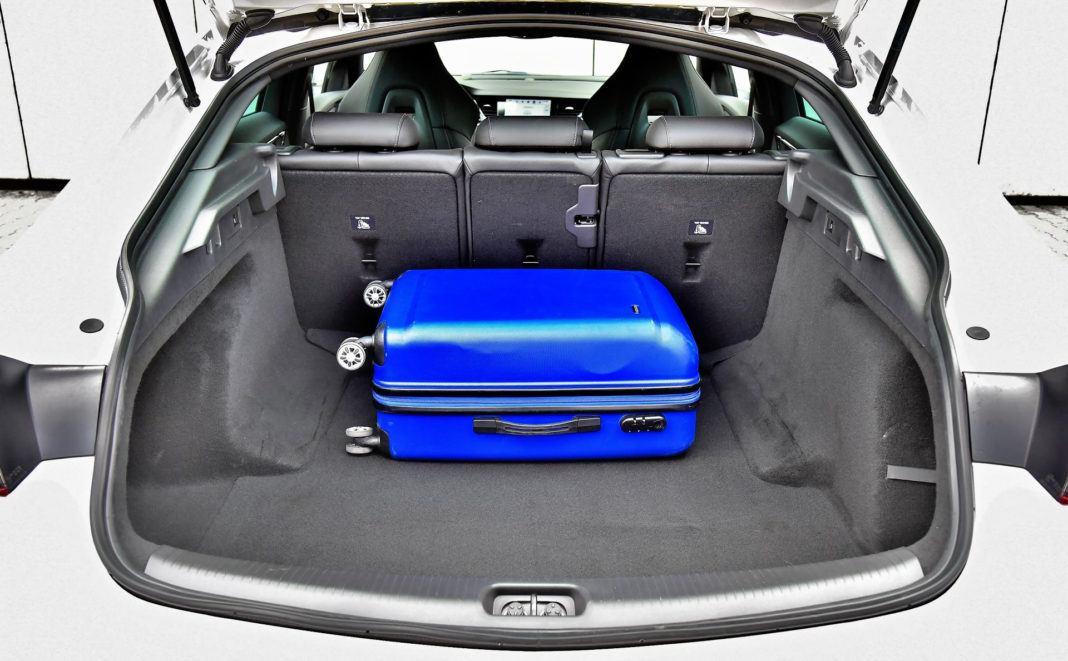 Opel Insignia 2.0 GSi - bagażnik