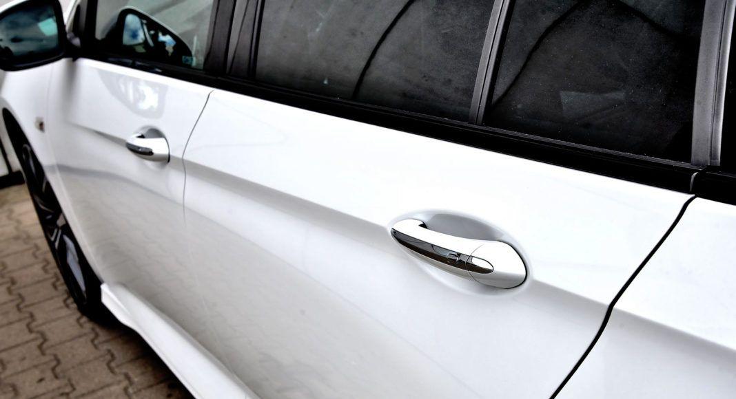 Opel Insignia 2.0 GSi - keyless