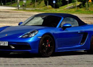 Porsche 718 - dane techniczne
