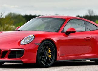 Porsche 911 - dane techniczne