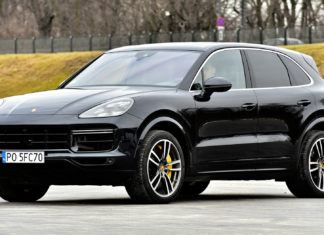 Porsche Cayenne - dane techniczne