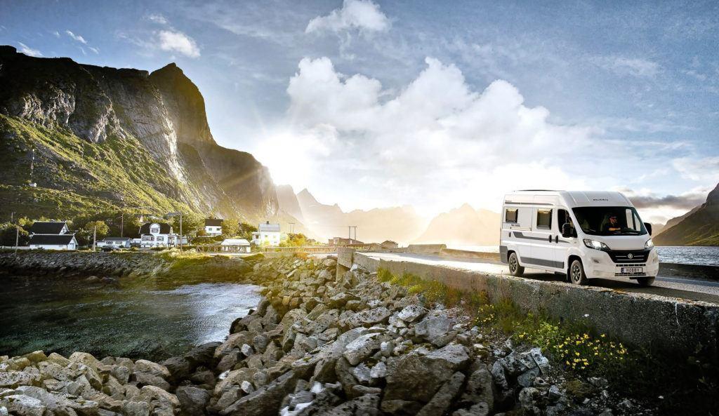 Podróż kamperem