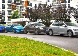 Porównanie aut miejskich: nowy Volkswagen Polo kontra Ford Fiesta, Honda Jazz i Kia Rio