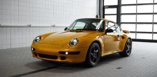 Porsche 993 Projekt Gold