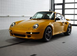 Projekt Gold, czyli nowe Porsche, które ma 20 lat
