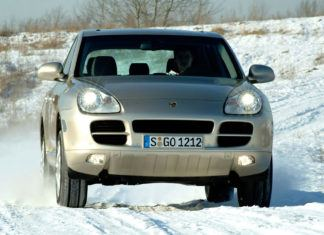 Używane Porsche Cayenne I (2002-2010) – OPINIE