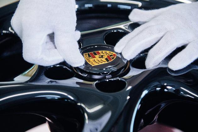 Porsche Classic - felga