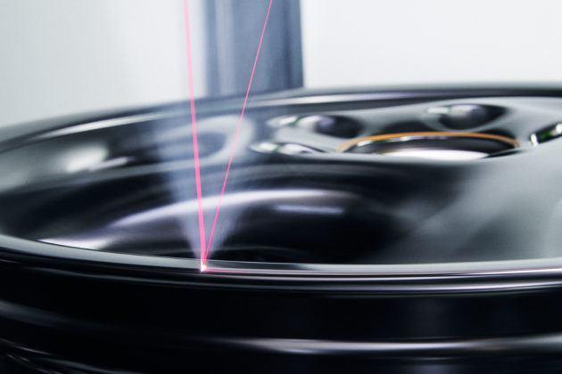 Porsche - rant felgi