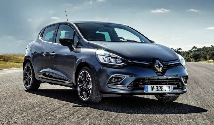 Portugalia - Renault Clio