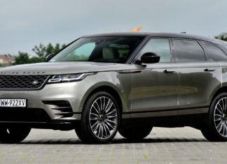 Range Rover Velar - dane techniczne
