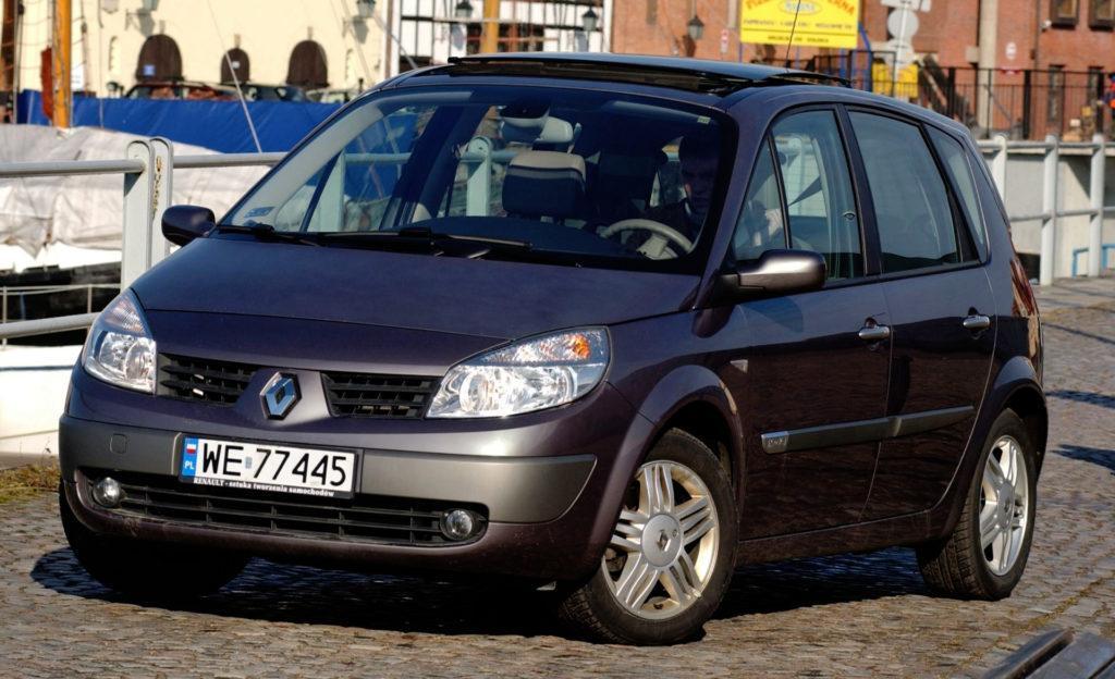 Renault 1.9 dCi - Renault Scenic II