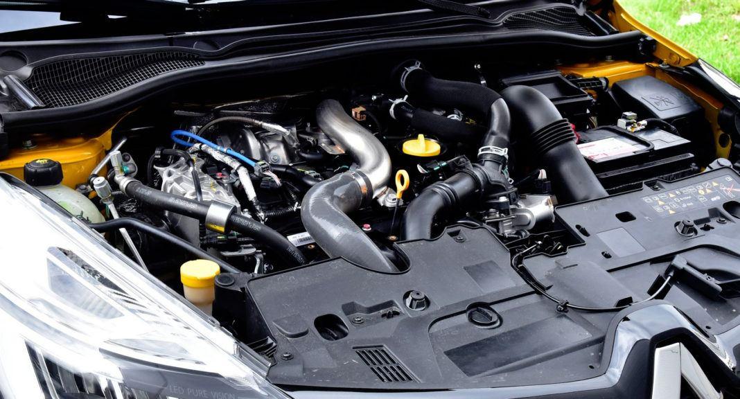 Renault Clio R.S. - silnik