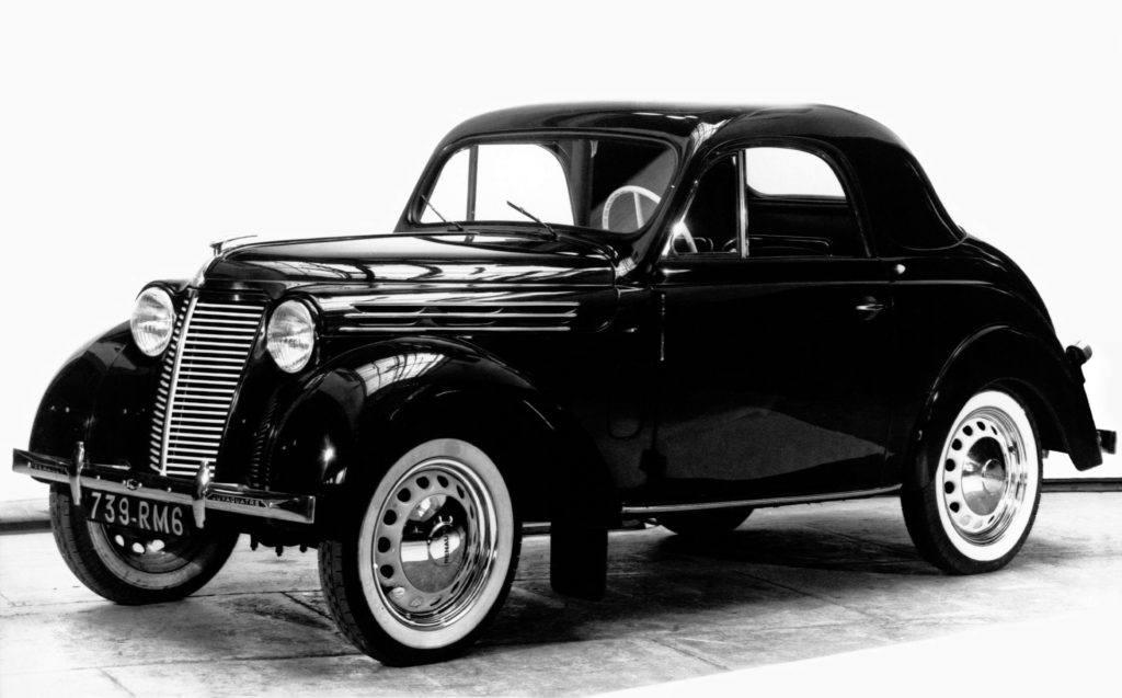 Renault Juvaquatre Coupe
