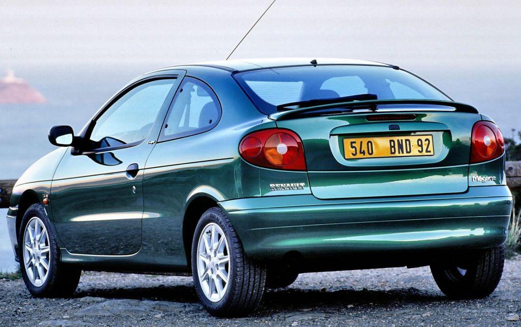 Renault Megane I Coupe