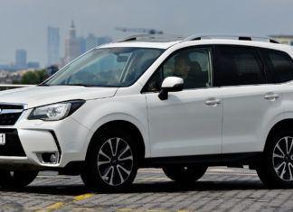 Subaru Forester - dane techniczne