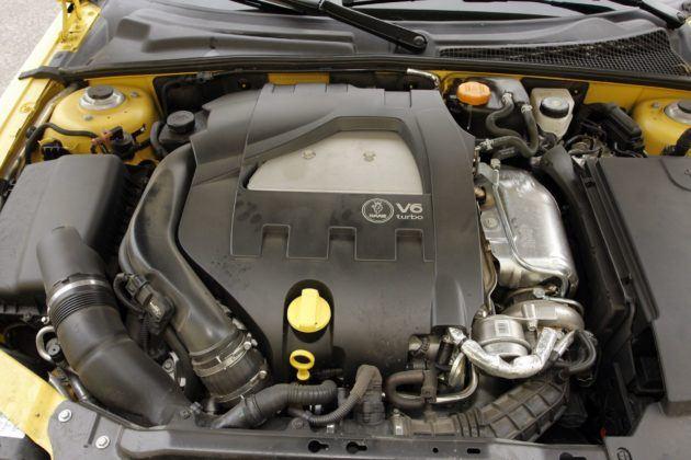 Saab 9-3 Cabrio - silnik